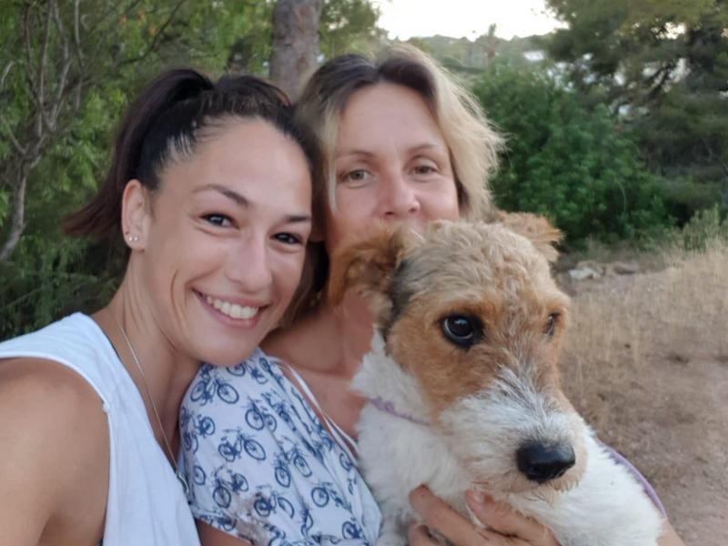 Sara and Ester